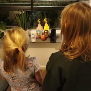 Lize en Julia